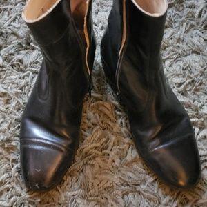 Shoes - Vintage Mod Boots! MEN'S  7.5 WOMEN'S 9